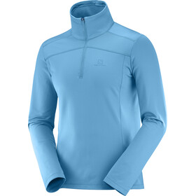 Salomon Discovery LT HZ Midlayer Men fjord blue